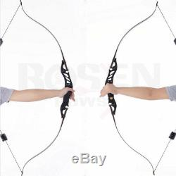 17 Horn Archery Right Hand ILF Riser For Recurve Longbow Target Hunting Bow