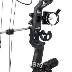 19-70lbs rchery Compound Bow Sets Takedown Target Hunting Right Hand Outdoor US