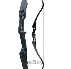 30/35/40/45/50lbs Archery Recurve Bows for Adults Sets Hunting Target Right Hand