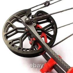 30-60lbs Compound Bow Left right hand ready For Outdoors Hunting Archery