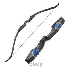 30lbs Archery Outdoor Take down Recurve Bow 56 Right Hand For Hunting&Shooting