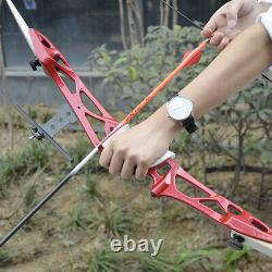 30lbs Takedown Recurve Bow Kit Archery Arrows Right-handed Archers Adult Hunting