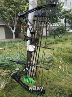 35-70LBS Archery Compound Bow Hunting Adjustable Outdoor Sports Right Handed