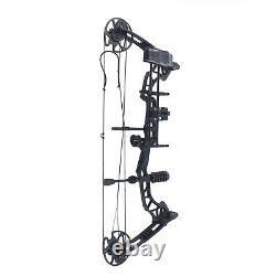 35-70lbs Archery Compound Bow Set Hunting Right Hand Arrow Adult Field Outdoor