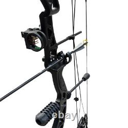 35-70lbs Archery Hunting Compound Bow Set Adult Beginner Practice Target Sport