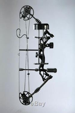 3570lbs right handed or left handed Archery Hunting compound bow Sets