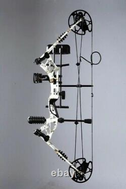 35lbs-70lbs Right Handed Archery Compound Bow Hunting Bows with Complete Accesse