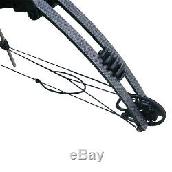 40-50lbs Archery Compound Bows Outdoor Hunting Target Fishing Sports Right Hand