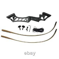 40lb 57 Archery Takedown Recurve Bow Kit Right Hand Hunting Set Adult UK Stock
