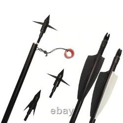 40lbs Compund bow set Fishing Hunting Archery Right Left Hand Array Bow Fishing