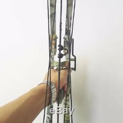 40lbs Triangle Compound Bow Right Left Hand Archery Hunting Shoot Competition