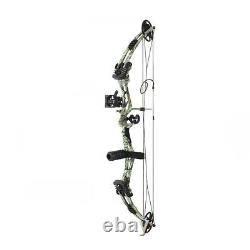 50-60 Pounds M107 Compound Bow Aluminum Handle and Glass Fiber Bow Hunting