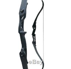 50LBS Archery Recurve Bows for Adults Sets Hunting Target Takedown 56 & Arrows