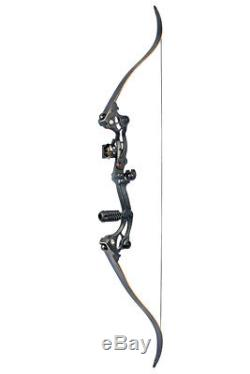 64 JUNXING F163 Archery Bow 30-50lbs Right Hand Recurve bow F Hunting wholesale