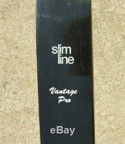 Amf Wing Slimline Vantage Pro Recurve Bow 45x# 62 Right Hand Slu-2-711