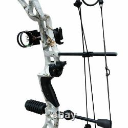 Archery 35-70lb Compound Bow Adjustable Hunting Sports Shooting Bow Target