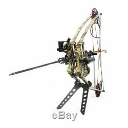 Archery Compound Bow Powerful Hunting Shooting Left & Right Hand Triangle Bow