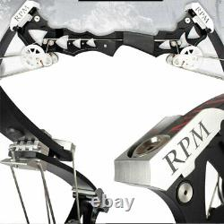 Archery Compound Bow Precision Steel Ball Left/Right Hand Outdoor Shooting USA