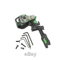Archery Compound Bow Sight Lock Micro Adjustable 5 Pin. 019 Hunting Shoot