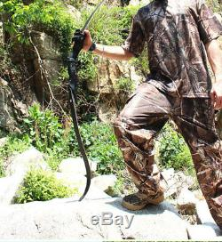 Archery Recurve Bows 60lbs Take down Bow Hunting Targeting 57'' Right Hand ILF