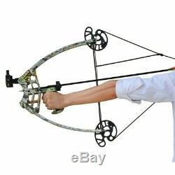 Archery Triangle Compound Bow Set Right Left Hand Hunting Shooting 40lbs