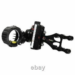 Axcel Accutouch. 019 Micro Adjustable 3-Pin Archery LH/RH Bow Hunting Sight