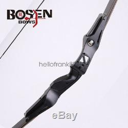 BOSEN BOWS ILF 17 Aluminum Alloy Hunting Archery Right Hand Take down Riser