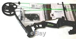 Barnett X-2 BowFishing Bow with Muzzy Reel Retriever & Fishing Arrow