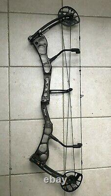 Bear Anarchy Hc Compound Bow Archery Powerful Hunting Bow Right Hand