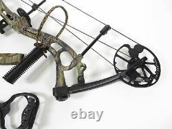 Bear Archery Authority RH Compund Hunting Bow 60# 28 Draw