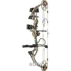 Bear Archery Cruzer G2 Ready to Hunt Bow Package Veil Stoke Right Hand