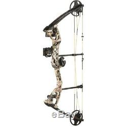 Bear Archery Limitless Ready to Hunt Bow Package God's Country Camo Right Hand