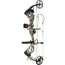 Bear Archery Species RTH Compound Bow Package Ready to Hunt Hunting