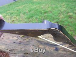Bear Super Magnum 48 45lb @ 28 recurve Hunting Bow