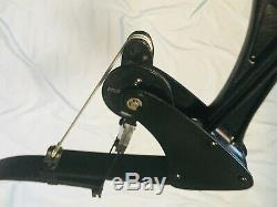 Black Oneida Eagle Bow Right 30-45-65 LB. 28-30 Med Excellent Hunting Fiahing