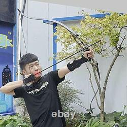Bow and Arrow for adults Archery Recurve Bow takedown survival bow Hunting
