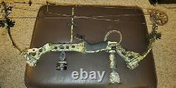 Bowtech Tomkat Camo Compound Bow Scope Dangler Silencer Hunting Archery