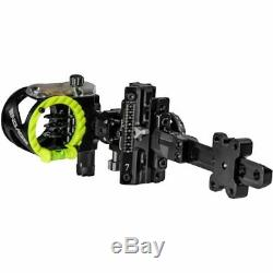 CBE Engage Hybrid Sight 3 Pin 019 Right Hand Hunting Dovetail Mount Quad Track