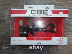 CBE SL4 4-Pin. 019 Archery Bow Hunting Sight Right Hand Free Ship USA