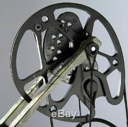 Carbon Archery Hunting Compound Bow Set Right And Left Handed Sports Equipment