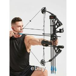 Composite Bow Sight Peep Hunting Archery 30-60 lb Compound Alloy Aiming Hole