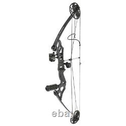 Compound Bow Arrows Set 35-50lbs Hunting Fishing Archery Adult Target Outdoor