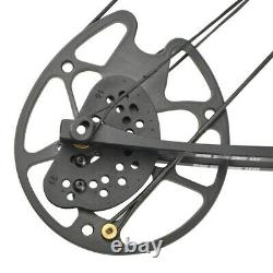 Compound Bow Set to fish bowfishing kit IBO 320 fps Outdoor Hunting 30-70 lbs
