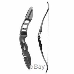 DOSTYLE Takedown Recurve Bow Hunting Archery Long Bow 58 Right Handed for 45LB