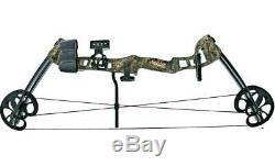EDITION HUNTER by Barnett Vortex Compound Bow with RED LASER