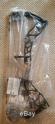 ELITE OPTION 6 3D NINJA BLACK 3D HUNTING BOW RH/60#/ 29 BRAND NEW With WARRANTY