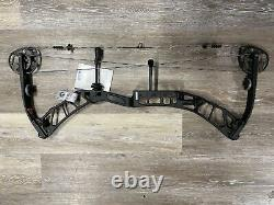 Elite Emerge 23.5 Black Right-Hand 40# to 50# Compound Hunting Bow