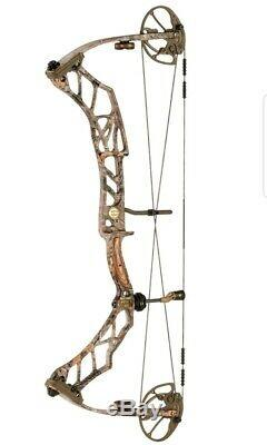 Elite IMPULSE 31 3D HUNTING COMPOUND BOW RH/70#/ 28 BRAND NEW With HAT & WARRANTY