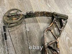 Elite Impulse 34 Realtree Right-Hand 29.5 30# to 40# Compound Hunting Bow
