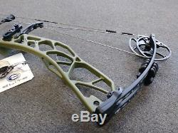 Elite Option-7 Right Hand 30 Draw 60# to 70# Archery Compound Hunting Bow